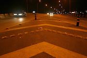 Sao Paulo_SP, Brasil...Trafego em uma avenida em Sao Paulo...A traffic on a avenue in Sao Paulo...Foto: LEO DRUMOND / NITRO