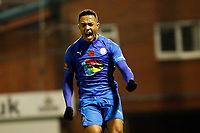 Alex Reid. Stockport County FC 4-0 Chesterfield FC. Emirates FA Cup. 4.11.20