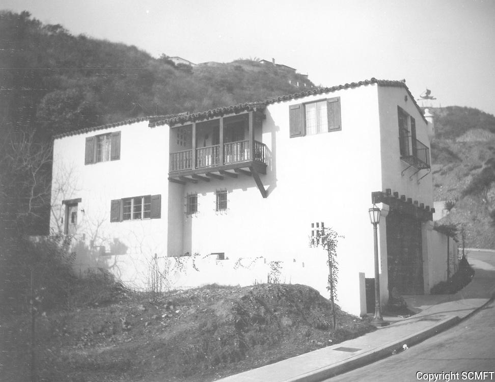 Circa 1930 6926 La Presa Dr.