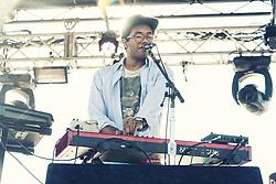 Toro y Moi perform at The Treasure Island Music Festival - San Francisco, CA - 10/13/12