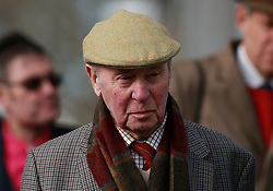File photo dated 07-04-2016 of Owner Trevor Hemmings during the Grand Opening Day of the Crabbie's Grand National Festival at Aintree Racecourse, Liverpool. Trevor Hemmings, one of jump racing's greatest supporters and the owner of three Grand National winners, has died at the age of 86. Issue date: Tuesday October 12, 2021.