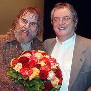 Musical Olivier Amsterdam, Willem Nijholt en Ben Swibben