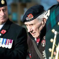 Perth Remembrance Service