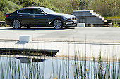 BMW 5 Series Launch 2017