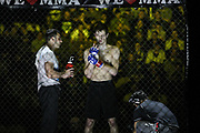 Kampfsport: MMA, We love MMA, Oberhausen, 31.01.2015<br /> Tim Hamann (Combat Club Cologne)<br /> © Torsten Helmke