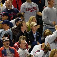 Tampa Bay at Cleveland Indians: Sept. 27, 2005