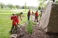 2011 - Victory Oak Memorial at Community GC in Kettering, Ohio