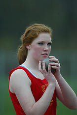 Forest City Mustang Invitational- throws