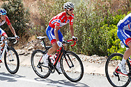 Rudy Molard (FRA - Groupama - FDJ), during the UCI World Tour, Tour of Spain (Vuelta) 2018, Stage 8, Linares - Almaden 195,1 km in Spain, on September 1st, 2018 - Photo Luis Angel Gomez / BettiniPhoto / ProSportsImages / DPPI