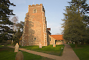 Church of Saint Peter, Boxted, Essex, England