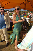 Annabel Bond. Veuve Clicquot Gold Cup Final at Cowdray Park. Midhurst. 17 July 2005. ONE TIME USE ONLY - DO NOT ARCHIVE  © Copyright Photograph by Dafydd Jones 66 Stockwell Park Rd. London SW9 0DA Tel 020 7733 0108 www.dafjones.com