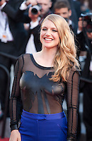Charlotte Vandermeersch at the gala screening for the film The Little Prince – Le Petit Prince at the 68th Cannes Film Festival, Friday 22nd May 2015, Cannes, France.