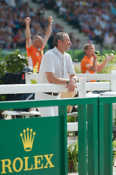 Patrice Delaveau (FRA), Zenith SFN - Show Jumping Final Four - Alltech FEI World Equestrian Games™ 2014 - Normandy, France.<br /> © Hippo Foto Team - Becky Stroud<br /> 07/09/2014
