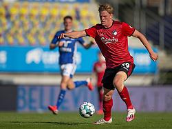 Mikkel Kaufmann (FC København) under kampen i 3F Superligaen mellem Lyngby Boldklub og FC København den 1. juni 2020 på Lyngby Stadion (Foto: Claus Birch).