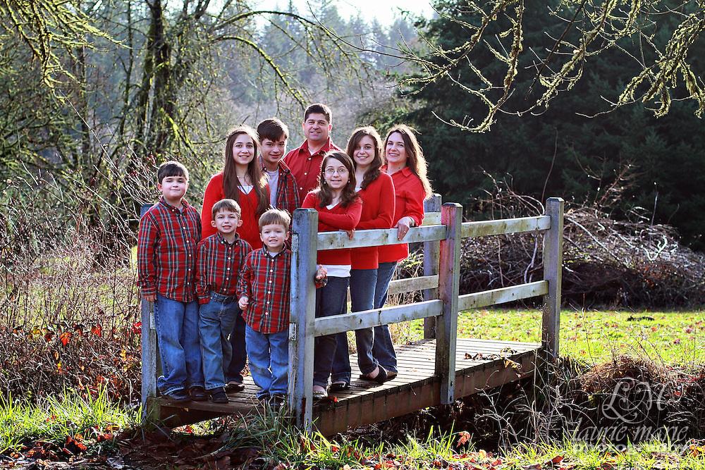 Grigg Family Portraits