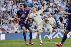 March 16, 2019 - Madrid, Madrid, Spain - Real Madrid's Gareth Bale seen in action during La Liga match between Real Madrid and Real Club Celta de Vigo at Santiago Bernabeu Stadium in Madrid, Spain. (Credit Image: © Legan P. Mace/SOPA Images via ZUMA Wire)