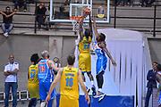 Milbourne Landon<br /> Cantù - Cremona<br /> Lega Basket Serie A 2017-2018<br /> Cremona 07/10/2017<br /> Foto di Ivan Mancini/Ciamillo-Castoria