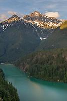 Colonial Peak North Cascades, Ross Lake National Recreation Area, North Cascades Washington