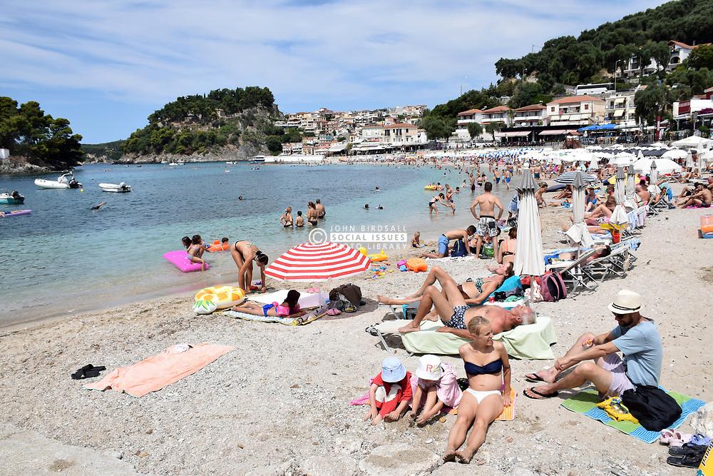 Parga, mainland west Greece, July 2018