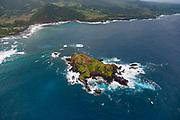Alau Island, Hana Coast, Maui, Hawaii