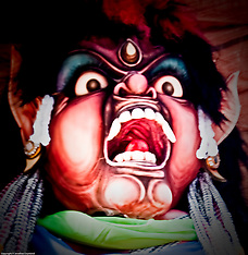 Balinese Ogoh-Ogoh