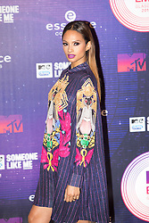 Alesha Dixon.<br /> Red carpet at the MTV EMA, Glasgow.