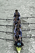 London, Great Britain, London Towing Club. 2002 Head of the River Race Championship Course Chiswick [Mortlake] to Putney. River Thames. Saturday, [Mandatory Credit. Peter SPURRIER/Intersport Images. 20020323. Head of the River Race, London. UK.