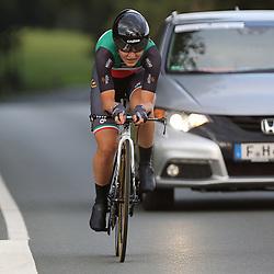 18-07-2016: Wielrennen: Thueringen Rundfahrt vrouwen: Zeulenroda<br />ZEULENRODA (DLD) wielrennen  <br />Elisa Longo Borghini