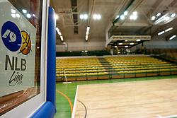 NLB League, basketball, on November 23, 2010 in Arena Leon Stukelj, Novo mesto, Slovenia. (Photo By Vid Ponikvar / Sportida.com)