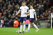 England midfielder Eric Dier (8) during the Friendly match between England and Italy at Wembley Stadium, London, England on 27 March 2018. Picture by Toyin Oshodi.