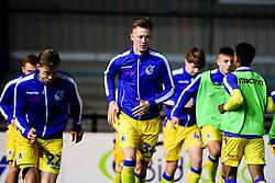 Ben Morgan - Mandatory by-line: Ryan Hiscott/JMP - 13/11/2018 - FOOTBALL - St James Park - Exeter, England - Exeter City v Bristol Rovers - Checkatrade Trophy