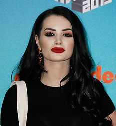 March 23, 2019 - Los Angeles, CA, USA - LOS ANGELES, CA - MARCH 23: PAIGE attends Nickelodeon's 2019 Kids' Choice Awards at Galen Center on March 23, 2019 in Los Angeles, California. Photo: CraSH for imageSPACE (Credit Image: © Imagespace via ZUMA Wire)