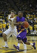 NCAA Men's Basketball - Northern Iowa at Iowa - December 7, 2010