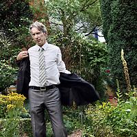 Nederland, Alkmaar , 3 augustus 2012..Luc Knispel is dus directeur van VSM, de grootste producent van homeopathische geneesmiddelen van NL..Foto:Jean-Pierre Jans