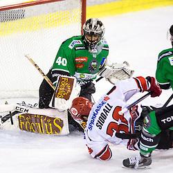 20140928: SLO, Ice Hockey - EBEL League, HDD Telemach Olimpija vs EC Innsbruck
