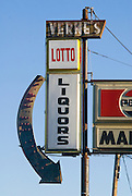 Verne's Liquors, Sebastopol, California