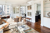 Private Residence, Upper East Side: renovation by John Hummel and Associates
