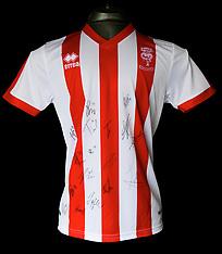 210827 - Banks Long | signed Lincoln City shirt