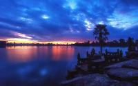 Sunrise, Siem Reap, Cambodia