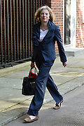 © Licensed to London News Pictures. 07/05/2013. Wesminster, UK. Theresa Villiers, Conservative MP, Secretary of State for Northern Ireland. Ministers on Downing Street on Tuesday 7th May 2013. Photo credit : Stephen Simpson/LNP