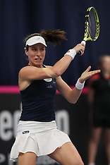 Fed Cup - Day Three - 08 February 2019