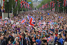 Diamond Jubilee-Buckingham Palace 5-6-12