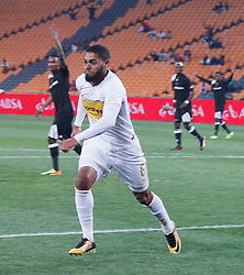 Ebrahim Seedat of Cape Town City in a match between Orlando Pirates  and Cape Town City at  Fnb Stadium on Tuesday September 19, 2017.