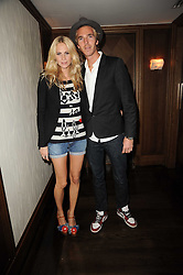 JAMES COOK and POPPY DELEVIGNE at a party hosted by Links of London in celebration of Cat DeeleyÕs role as global brand ambassador of Links of London and to launch the AW10 campaign held at The Club at The Ivy (The Loft), 9 West Street, WC2 on 16th September 2010.<br /> JAMES COOK and POPPY DELEVIGNE at a party hosted by Links of London in celebration of Cat Deeley's role as global brand ambassador of Links of London and to launch the AW10 campaign held at The Club at The Ivy (The Loft), 9 West Street, WC2 on 16th September 2010.