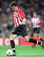 Fotball<br /> Spania 2003/04<br /> Foto: Digitalsport<br /> NORWAY ONLY<br /> Athletic Bilbao<br /> Asier DEL HORNO,
