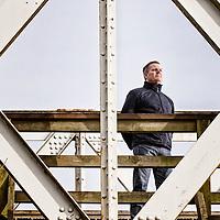 Jesper Mørch Hansen. Han bor i Aalborg. Fotograferingen sker i anledning af en sag, hvor Jesper blev sagsøgt at sin tidligere arbejdsgiver, der mente, at han havde udnyttet erhvervshemmeligheder