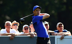 May 25, 2017 - Virginia Water, United Kingdom - Ross Fisher of England.during 1st Round for the 2017 BMW PGA Championship on the west Course at Wentworth on May 25, 2017 in Virginia Water,England  (Credit Image: © Kieran Galvin/NurPhoto via ZUMA Press)