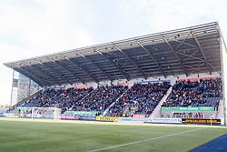 Falkirk 1 v 1 Morton, Scottish Championship game played 5/11/2016 at The Falkirk Stadium. Pic Ross Schofield.