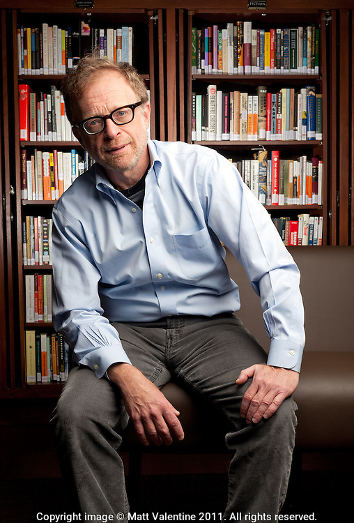Sam Tanenhaus, Editor of the New York Times Book Review.