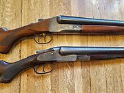Comparison of Lefever Nitro Special (by Ithaca Arms) and Lefever Arms Company shotguns.